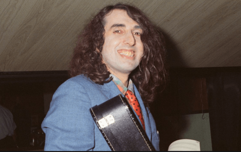 #OnThisDay… November 30, 1996 • TINY TIM: 'Tip-Toe Thru' The Tulips' Singer Died [Audio] /