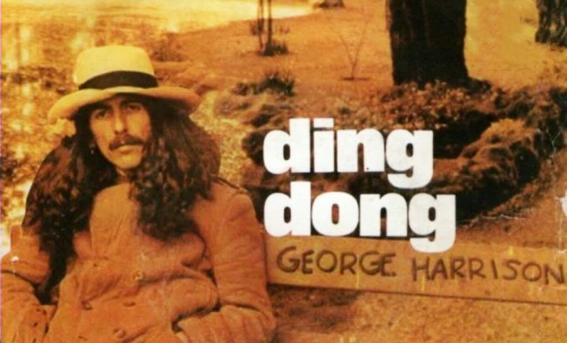 Post • GEORGE HARRISON: 'Ding Dong; Ding Dong' in HD! /