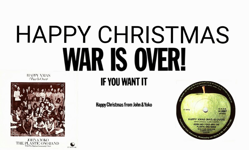 Post • JOHN LENNON and the PLASTIC ONO BAND: Happy Xmas (War Is Over) in HD! /