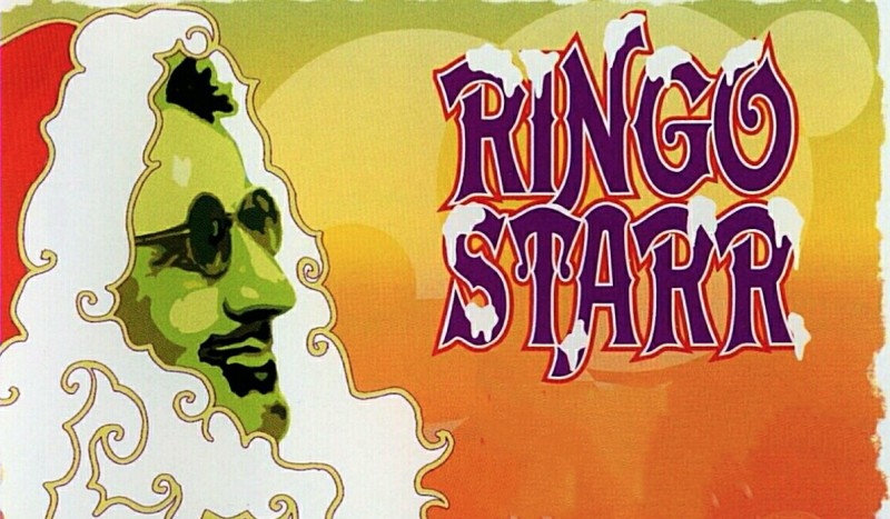 Post • RINGO STARR: 'I Wanna Be Santa Claus' in HD! /