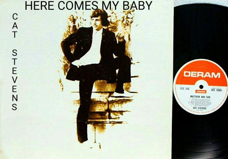 Just Heard At Starbucks® • CAT STEVENS: 'Here Comes My Baby' + THE TREMELOES' Cover Hit [Audio] /