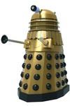 Doctor Who Dalek Maxi Bust Gold Dotd Ver