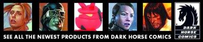 Big Debuts From Dark Horse Comics + DH Heroes