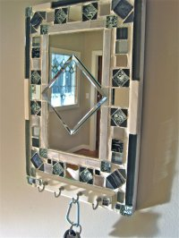 10 easy crafts with tiles