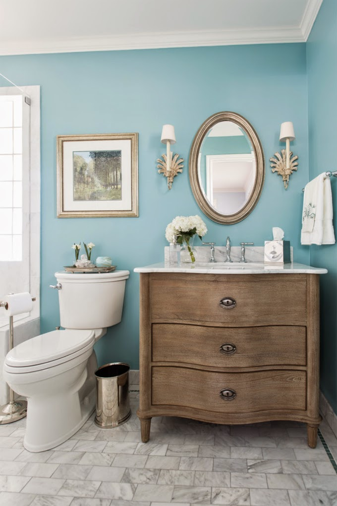 Dona Rosene Interiors  House of Turquoise