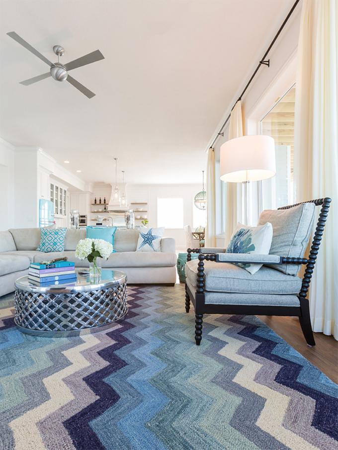 Laura U Interior Design House Of Turquoise