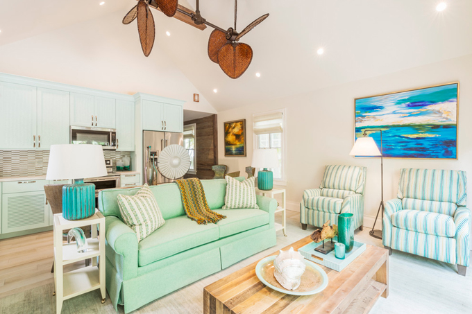 David L Smith Interiors House Of Turquoise