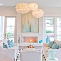 House Of Turquoise Living Room Diy Shelves In Dove Studio This Saint Simons Island Georgia Home By Kitchen And Bath Designer Jenny Lyons Interior Lisa Parke Eye For Design Is An