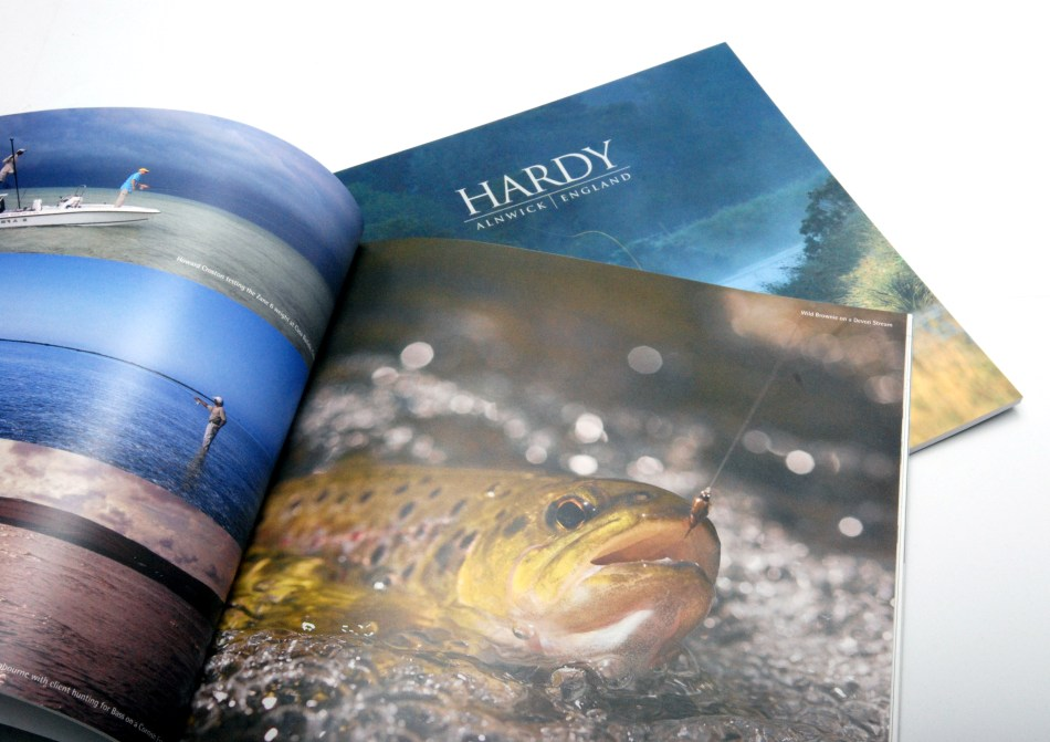 Hardy Brochure Spread