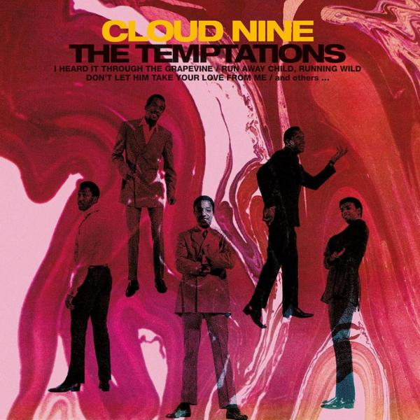 THE TEMPTATIONS - CLOUD NINE (LIMITED EDITION) (COLOUR SWIRL)