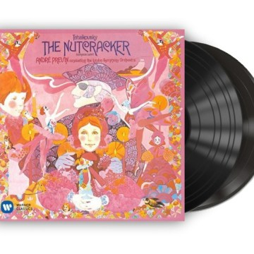 André Previn, The London Symphony Orchestra ‎– Tchaikovsky: The Nutcracker (Complete Ballet) vinyl