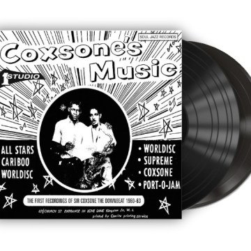 Coxsone's Music (The First Recordings Of Sir Coxsone The Downbeat 1960-62) wiki