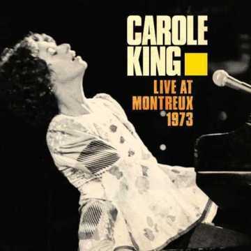 Carole King – Live At Montreux 1973 vinyl