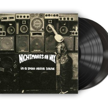 Nightmares On Wax ‎– In A Space Outta Sound vinyl