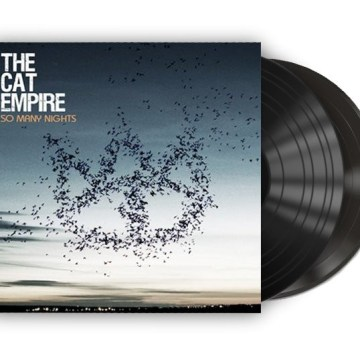 The Cat Empire ‎– So Many Nights vinyl