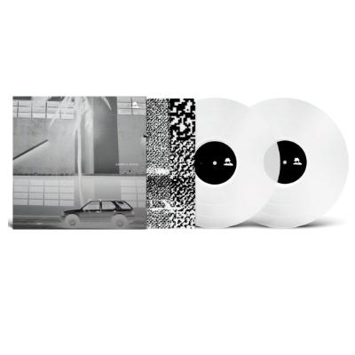 ACTRESS - KARMA & DESIRE (LIMITED CLEAR VINYL)
