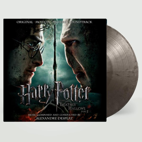 ALEXANDRE DESPLAT) HARRY POTTER AND THE DEATHLY HALLOWS PART 2: