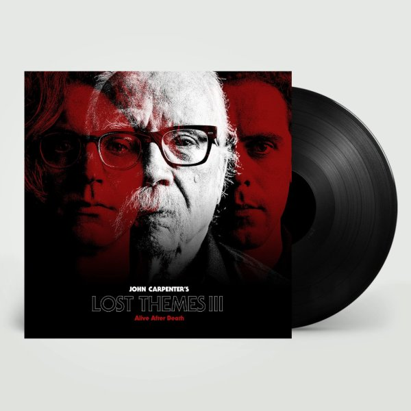 John Carpenter – Lost Themes III: Alive After Death vinyl