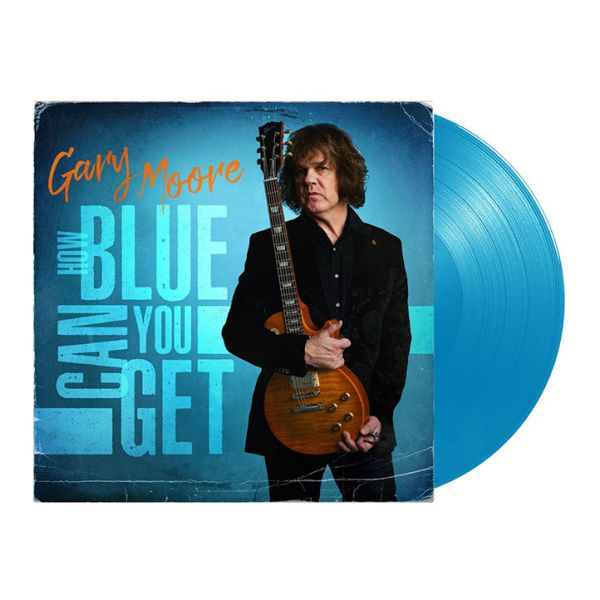 gary moore how blue can you get Vinyl