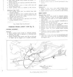 1966 1972 chevy truck parking brake system [ 1238 x 1600 Pixel ]