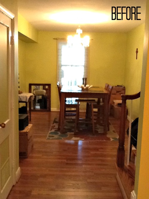 dining room before 2