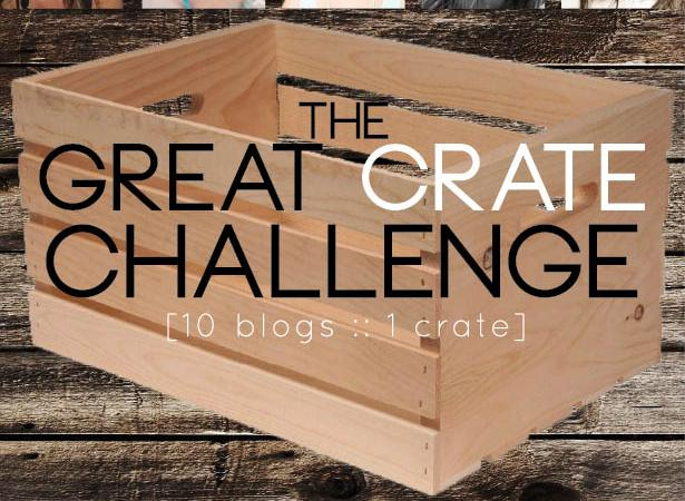 The Great Crate Challenge – Campaign Style Wood Crate