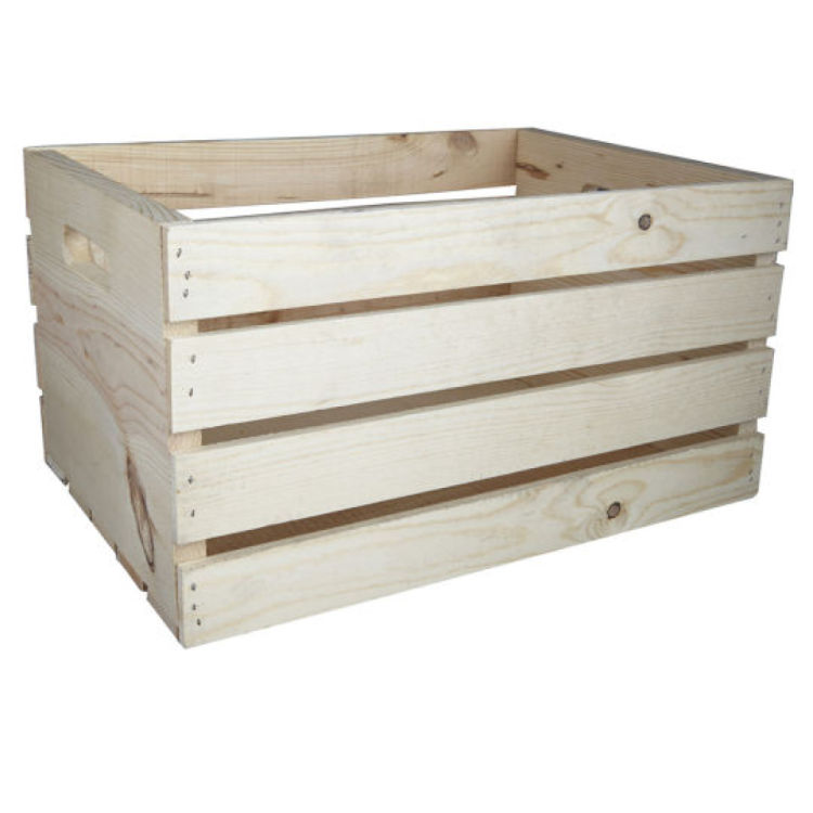 michaels wood crate