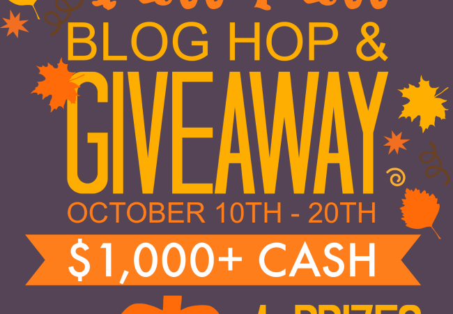 All Things Fall Y'all Blog Hop & Giveaway