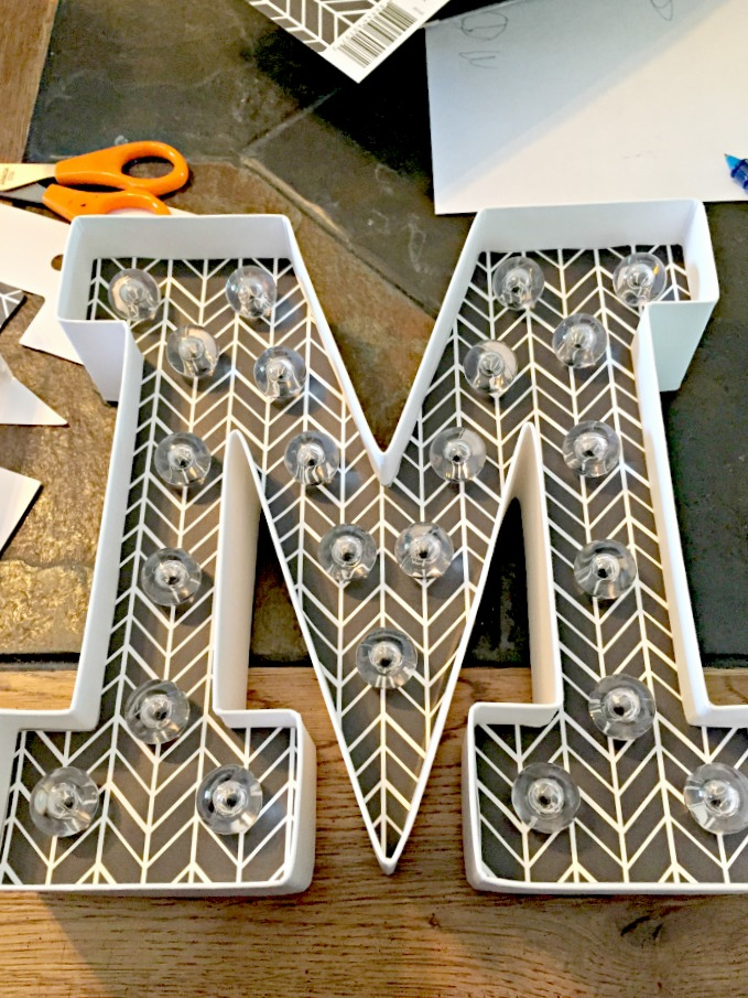 Easy Marquee Letters 2