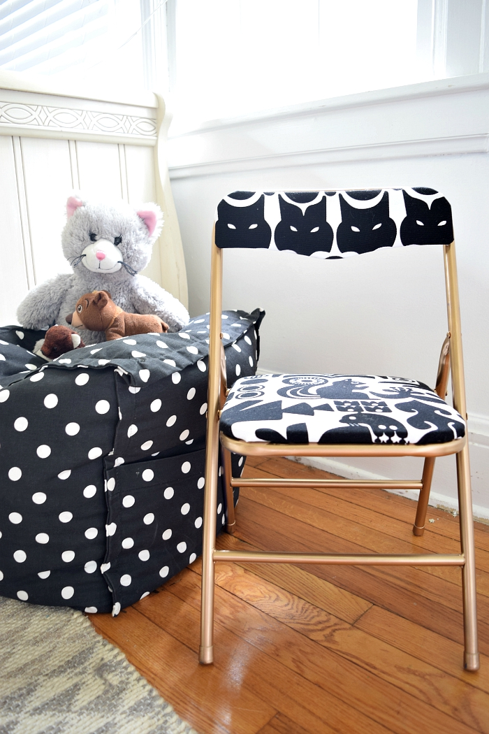 DIY Kids Chair Makeover