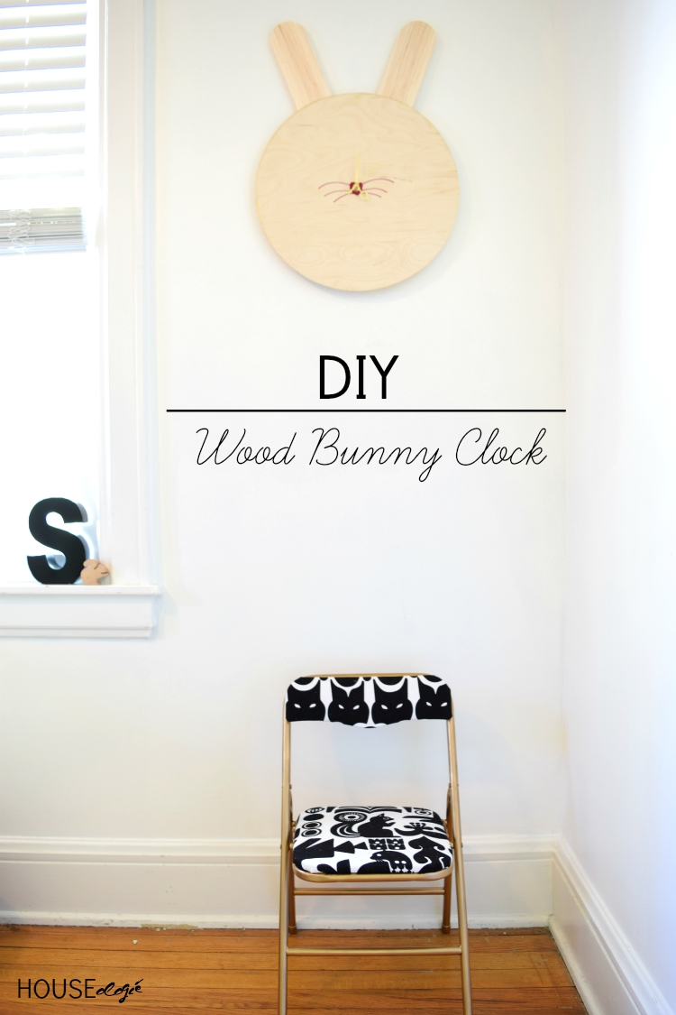 DIY-Wood-Bunny-Clock