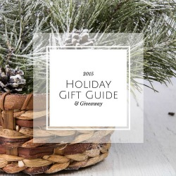 Holiday Gift Guide for Modern Decorators