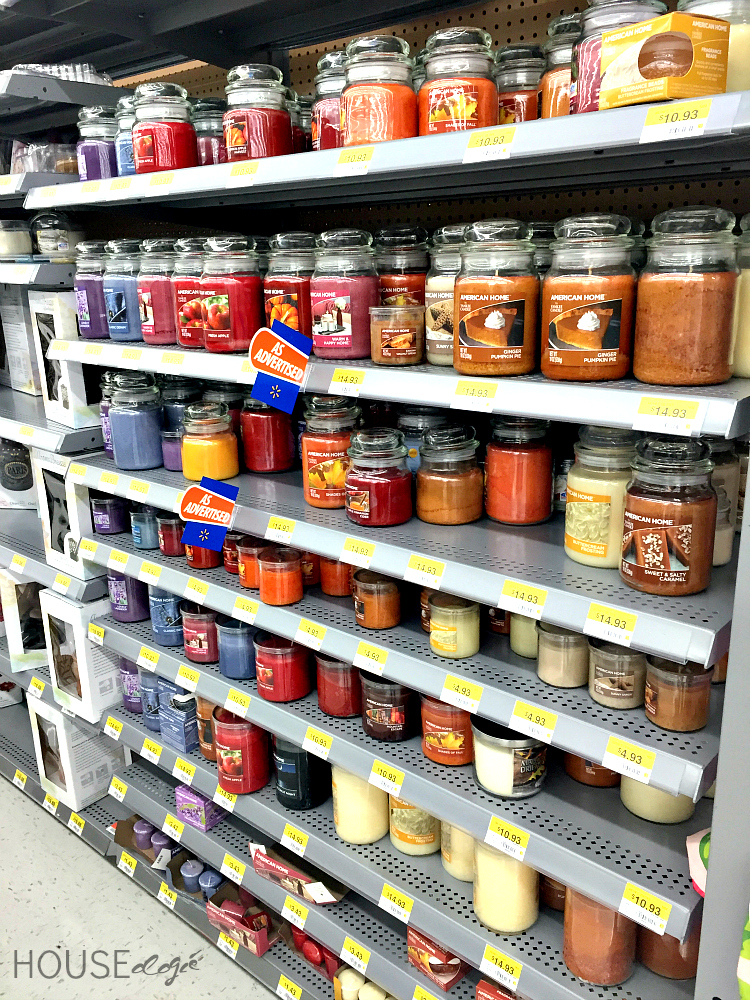 Yankee Candles at Walmart1