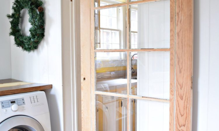 How to Hang a DIY Sliding Door
