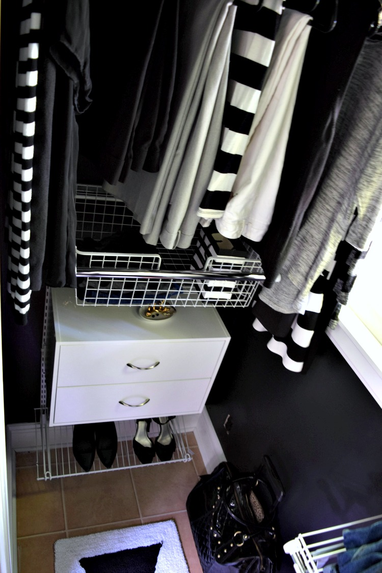 diy his and hers closet houseologie