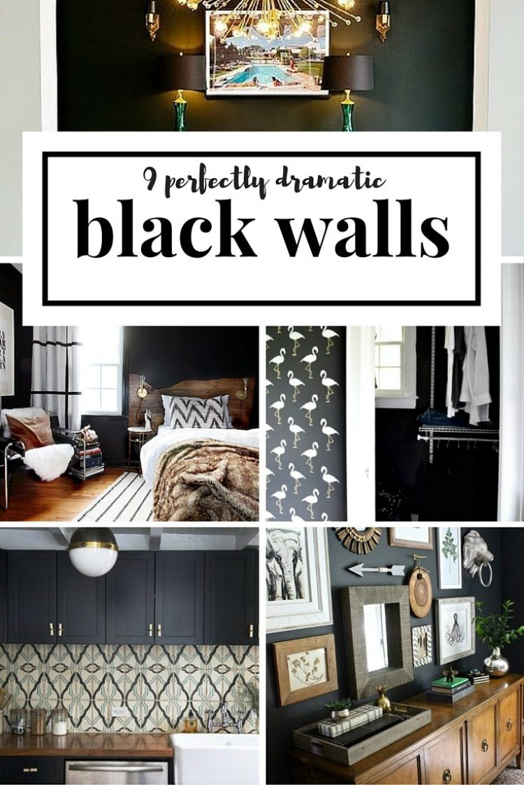 Fall for Black Walls