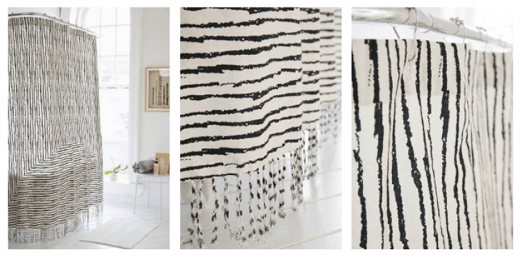 25 Stylish Shower Curtains Under $50 | Houseologie