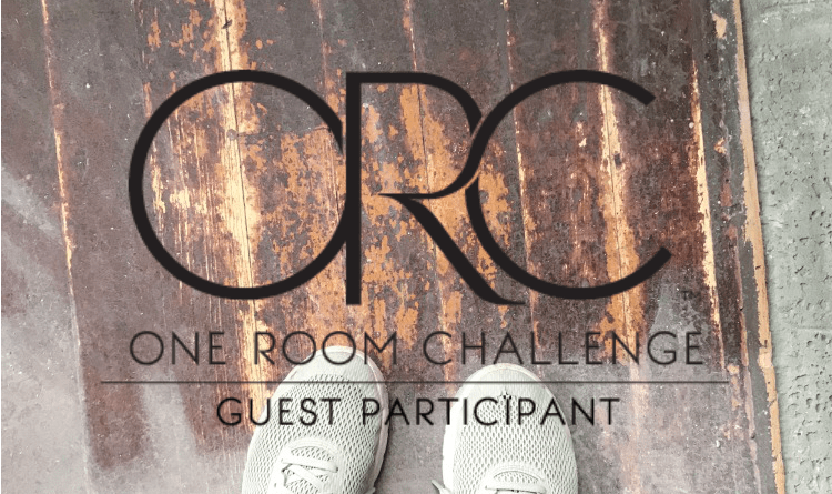 One Room Challenge Week 3 | We Still Don't Have Walls