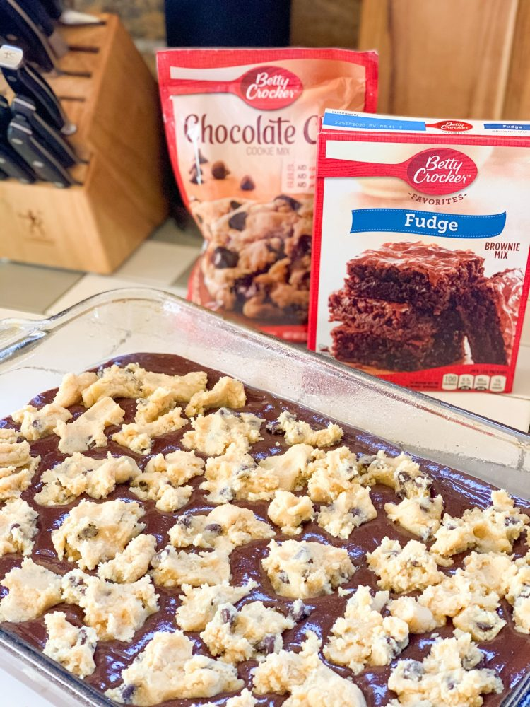 Chocolate Chip Brookie Recipe