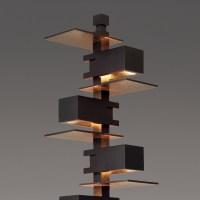 Taliesin 2 Black Edition Floor Lamp