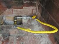 Gas Fireplace Gas Line marlborough gas stove gas line ...