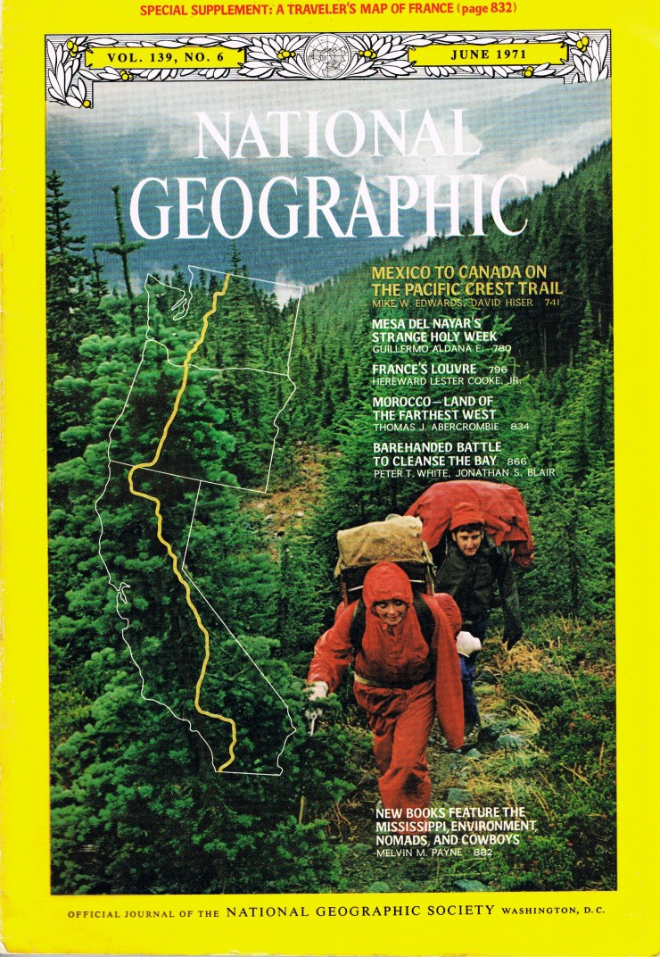 National Geographic June 1971