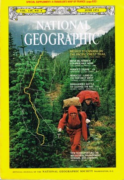 National Geographic, June 1971