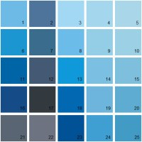Benjamin Moore Paint Colors - Blue Palette 15 | House ...