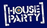 House Party best wedding band in ireland logo
