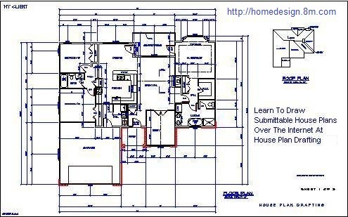 House Plan Drafting Courses