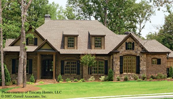 Traditional Plan: 3,484 Square Feet, 4 Bedrooms, 3.5