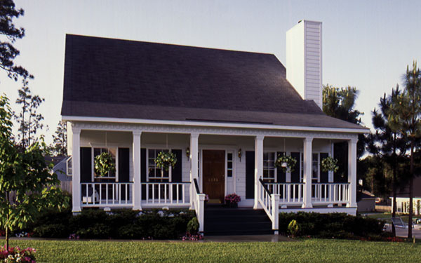 French Creole Home Designs House Plans And More
