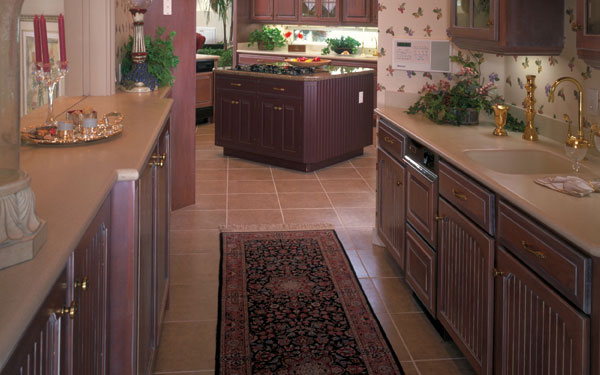 Galley Style Kitchen Floor Plans