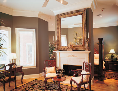 Mirrors In Home Decorating  House Plans and More